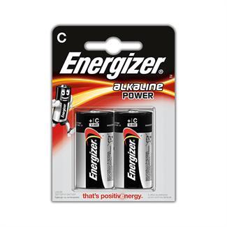 Energizer batterij C (LR 14)