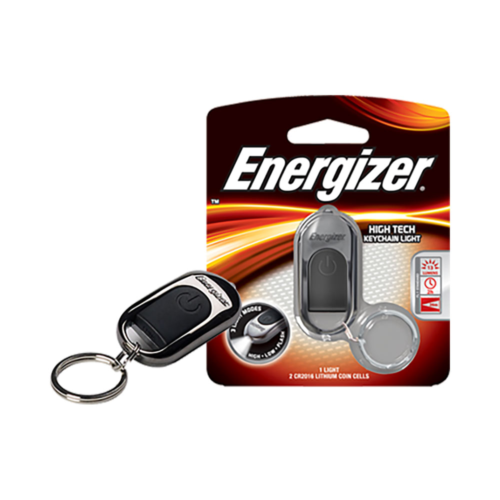 Energizer Hi-Tech Keychain LED