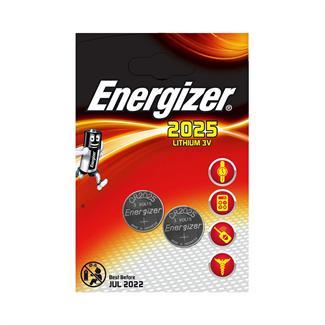Energizer Lithium 3V CFR2025 BL2