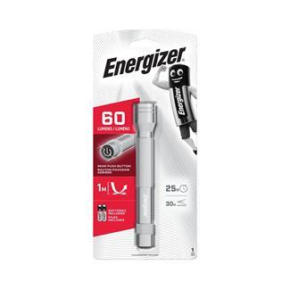 Energizer Metal Led 2xAA zaklamp