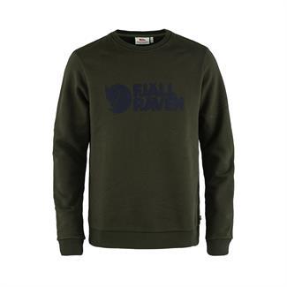 Fjallraven Logo Sweater heren