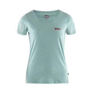 Fjallraven Logo T-shirt dames