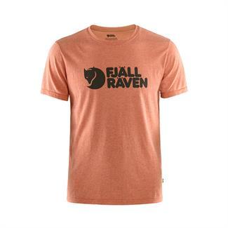 Fjallraven Logo T-shirt heren
