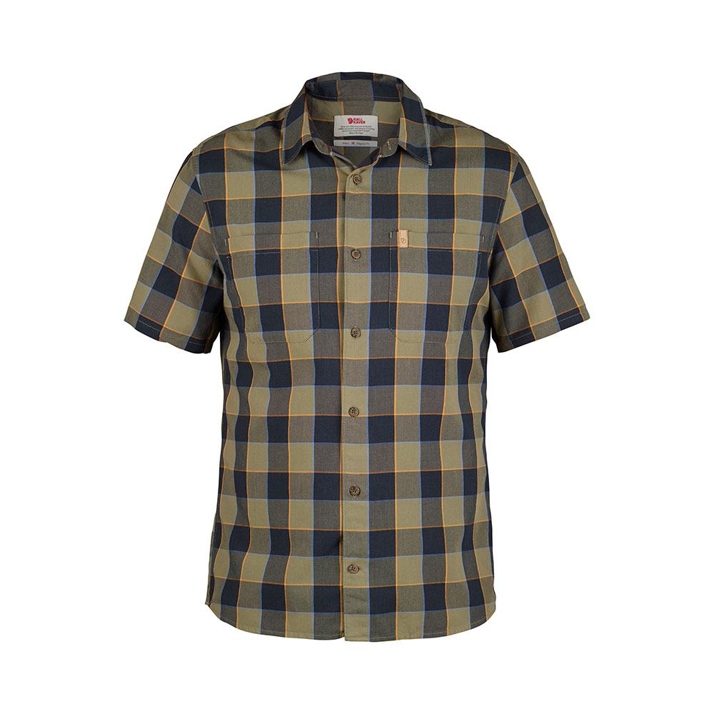 Fjallraven M's High Coast Big Check Shirt SS