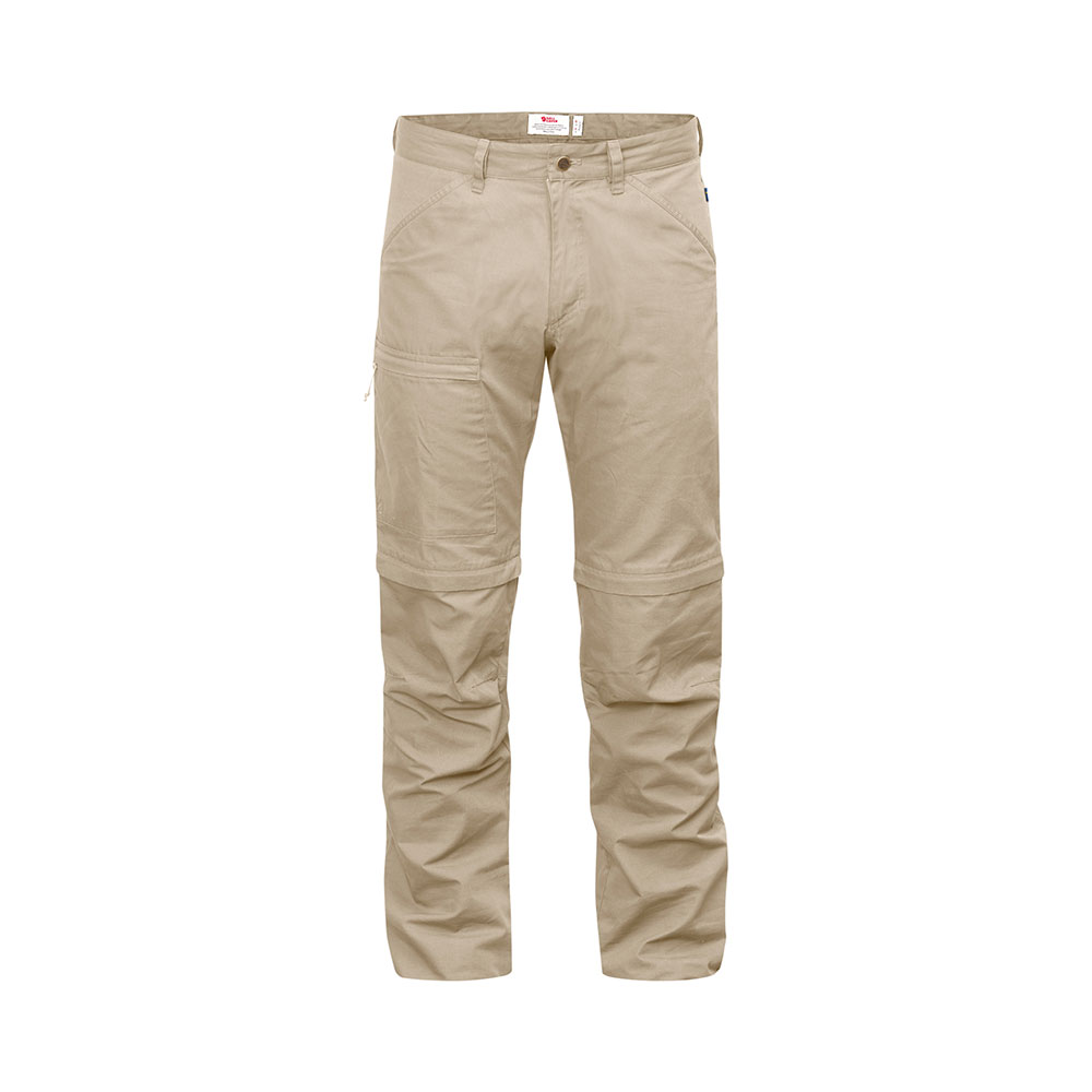 Fjallraven M's High Coast Zip-Off Trousers