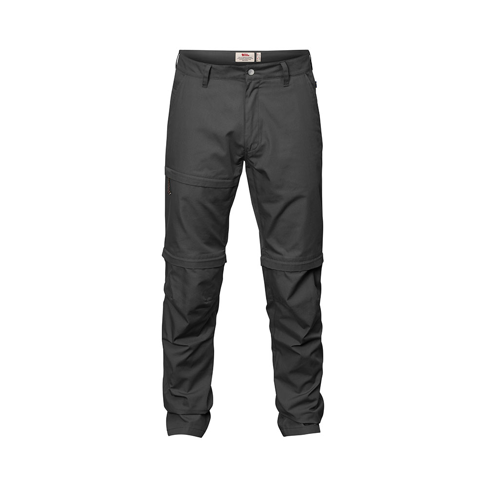 Fjallraven M's Traveller Zip-Off Trousers