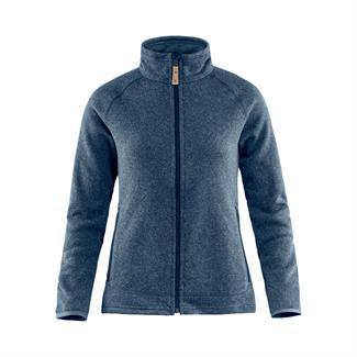 Fjallraven Ovik Fleece Zip Sweater dames