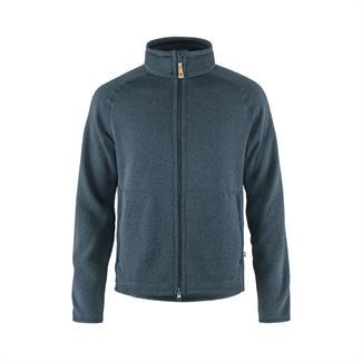 Fjallraven Ovik Fleece Zip Sweater heren
