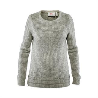 Fjallraven Ovik Structure Sweater dames