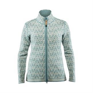 Fjallraven Snow Cardigan vest dames