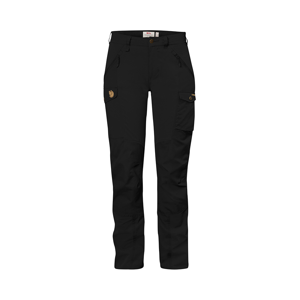 Fjallraven W's Nikka Trousers Curved