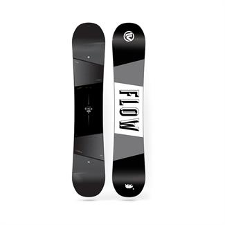 FLOW M's Viper snowboard incl. binding