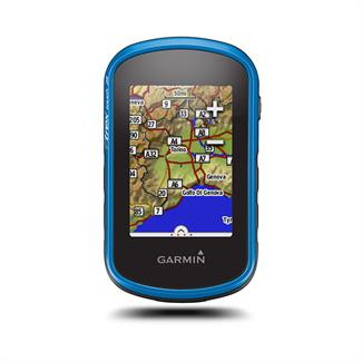 Garmin eTrex Touch 25 Western Europe