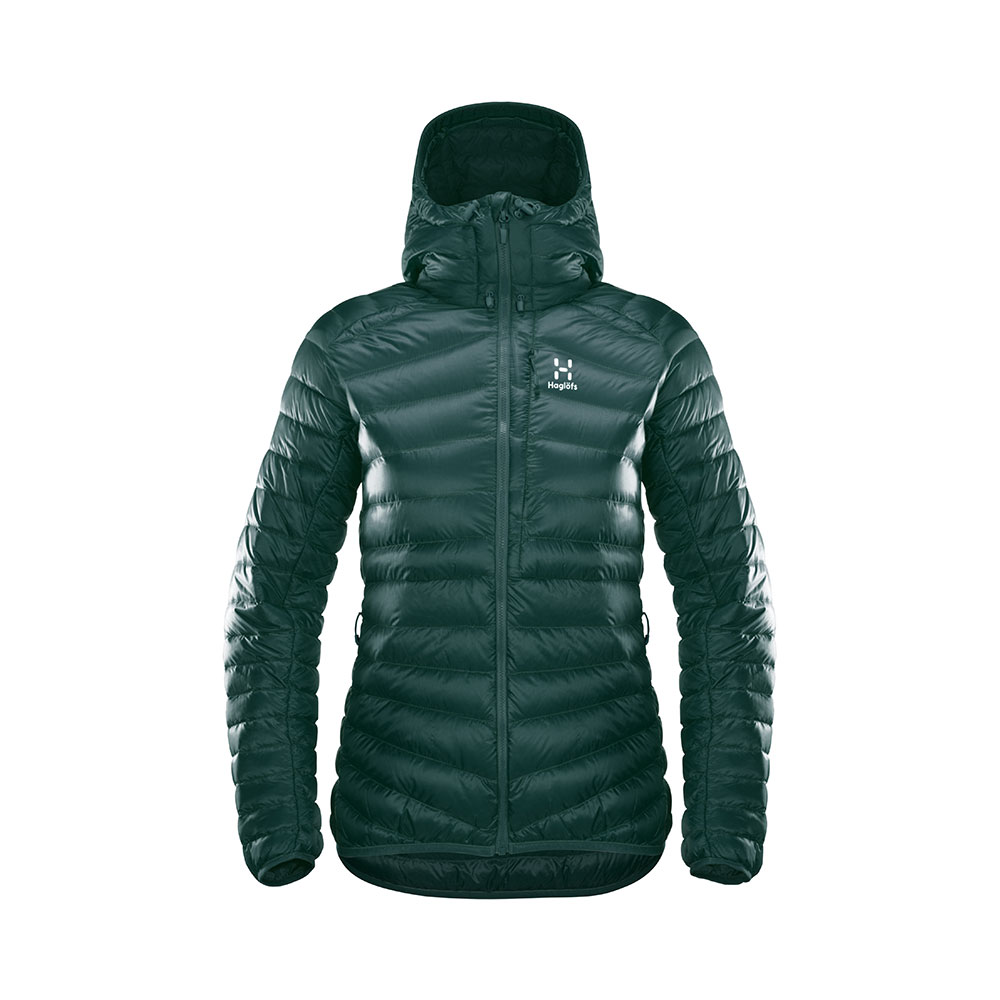 Haglofs W's Essens Down Hood Jacket