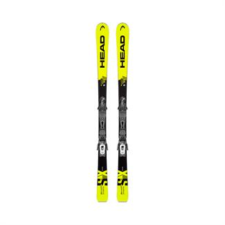 HEAD M's Shape SX ski's incl. binding