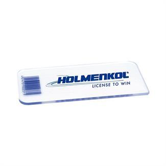 Holmenkol 3mm plastic schraper