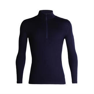 Icebreaker 260 Tech LS Half Zip Heren