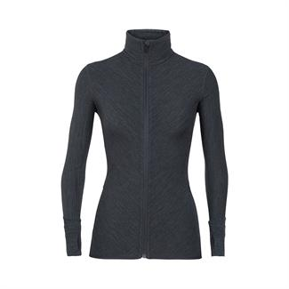 Icebreaker Descender LS Zip Dames