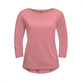Jack Wolfskin Coaral Coast 3/4 T-shirt Dames