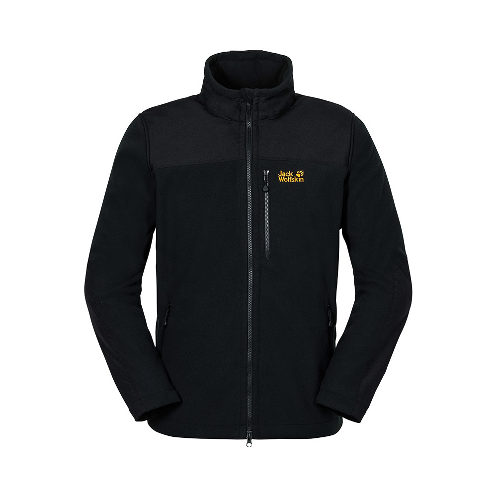 Jack Wolfskin M's Blizzard Windbloc Fleece