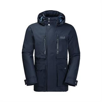 Jack Wolfskin M's Bridgeport Bay Jacket
