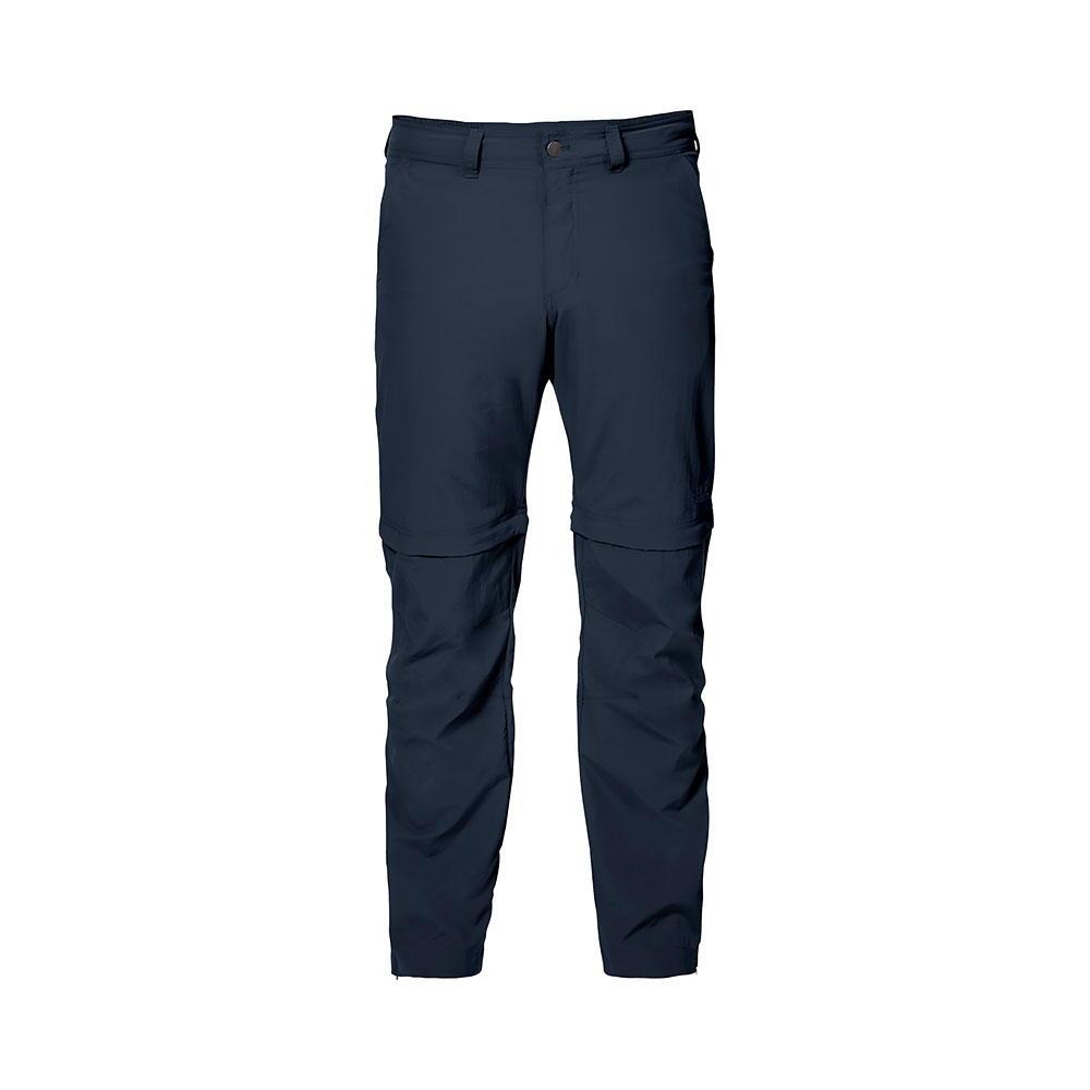 Jack Wolfskin M's Canyon Zip Off Pants