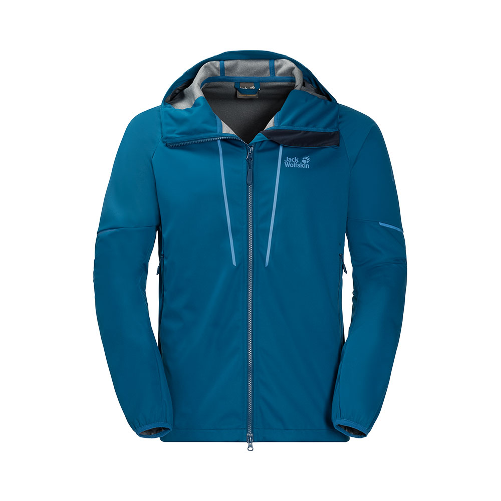 Jack Wolfskin M's Green Valley Softshell Jacket