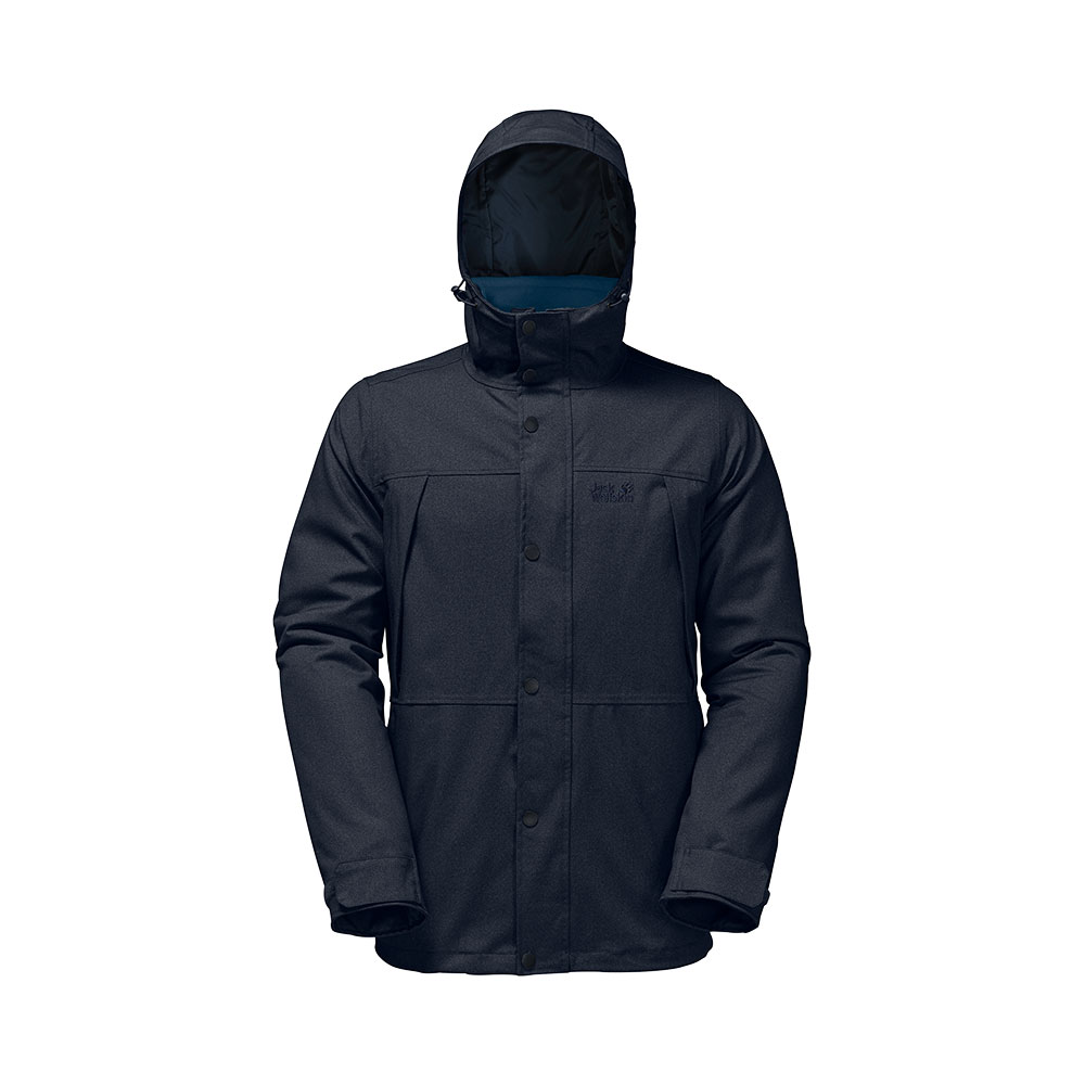Jack Wolfskin M's Harbour Bay 3in1 Jacket