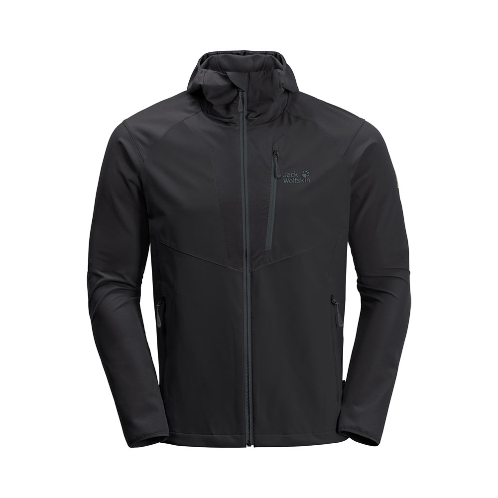 Jack Wolfskin M's Kanuka Point Softshell Jacket