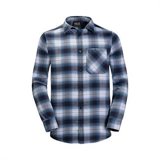 Jack Wolfskin M's Light Valley Shirt LM