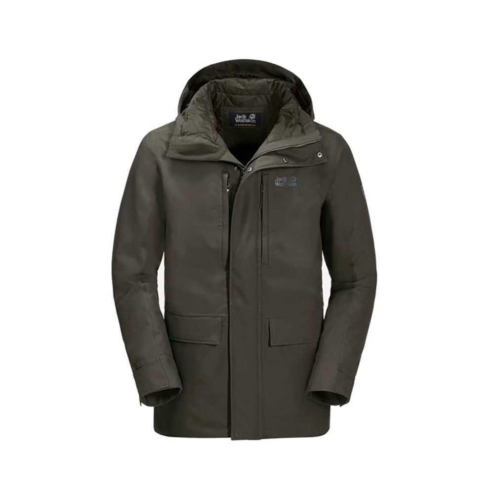 Jack Wolfskin M's West Coast Jacket