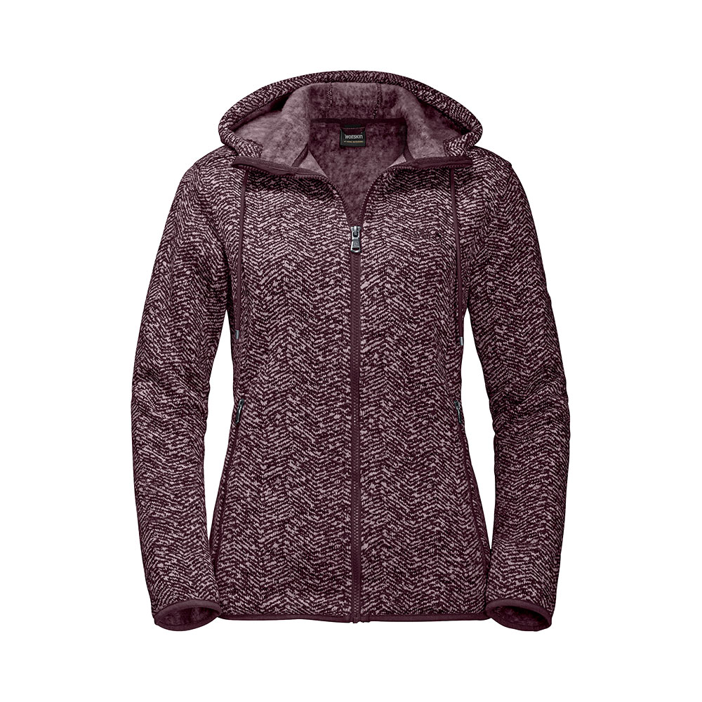 Jack Wolfskin W's Belleville Fleece Jacket