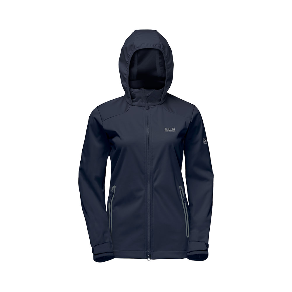 Jack Wolfskin W's Cusco Valley Softshell Jacket