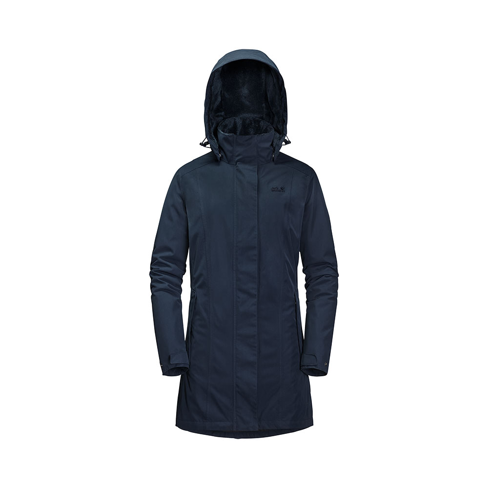 Jack Wolfskin W's Madison Avenue Coat