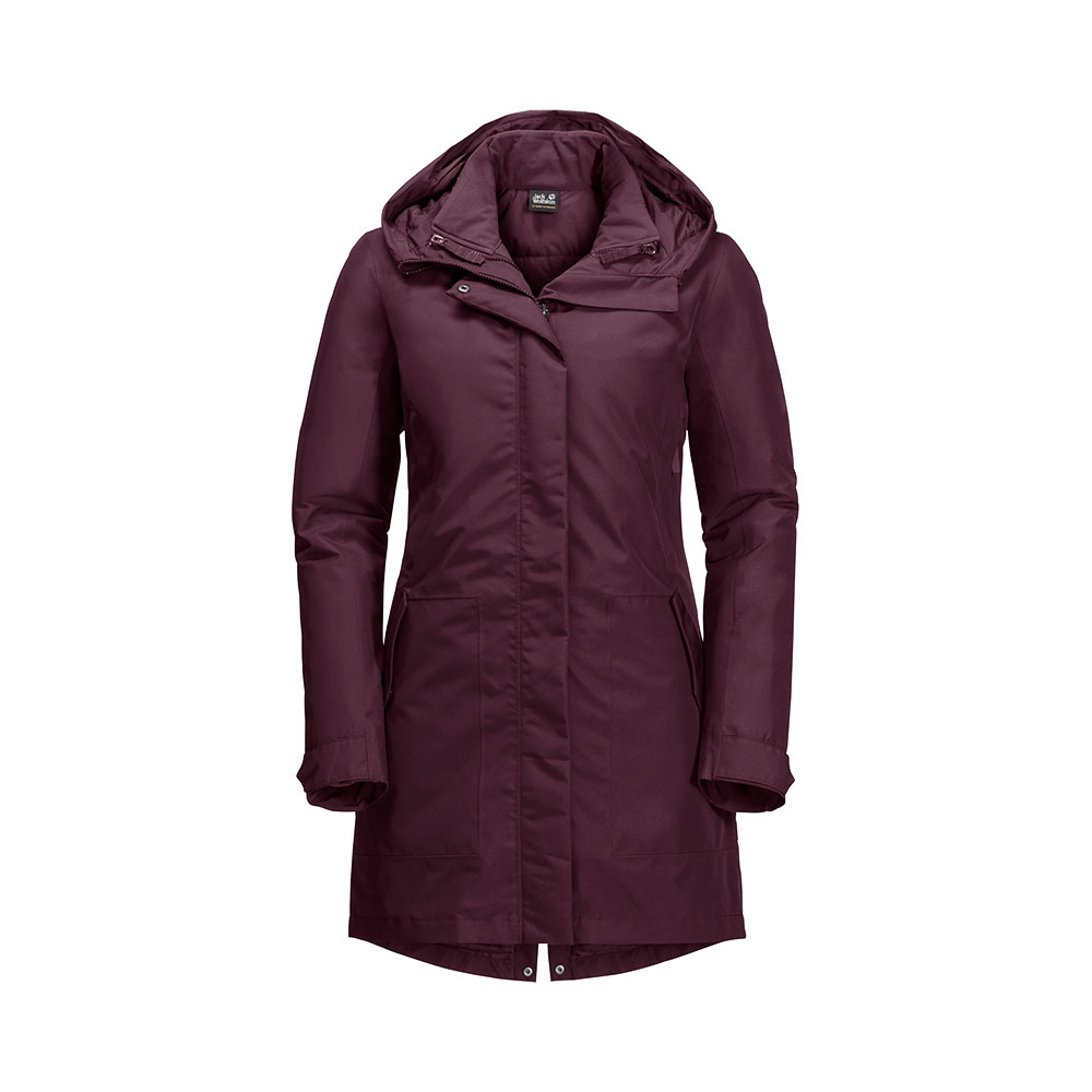 Jack Wolfskin W's Monterey Bay Coat 3in1