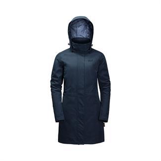 Jack Wolfskin W's Ottawa Coat 3in1