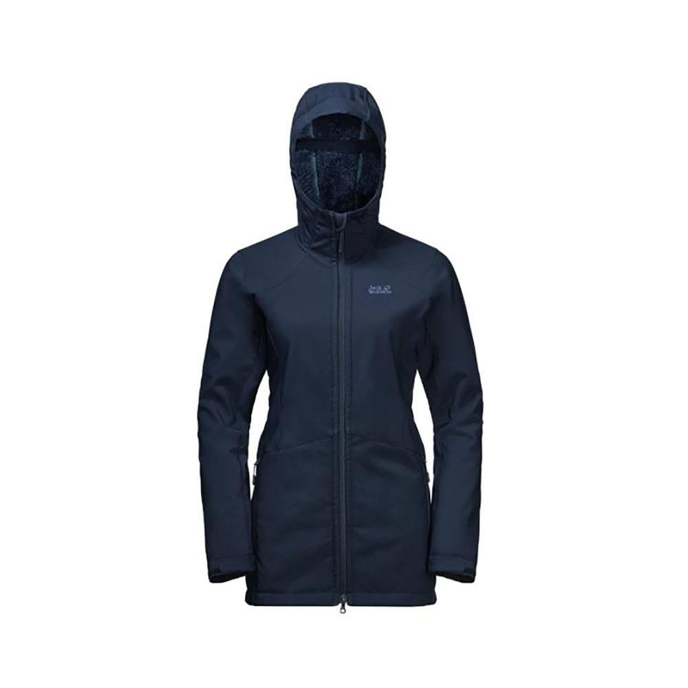 Jack Wolfskin W's Rock Valley Coat
