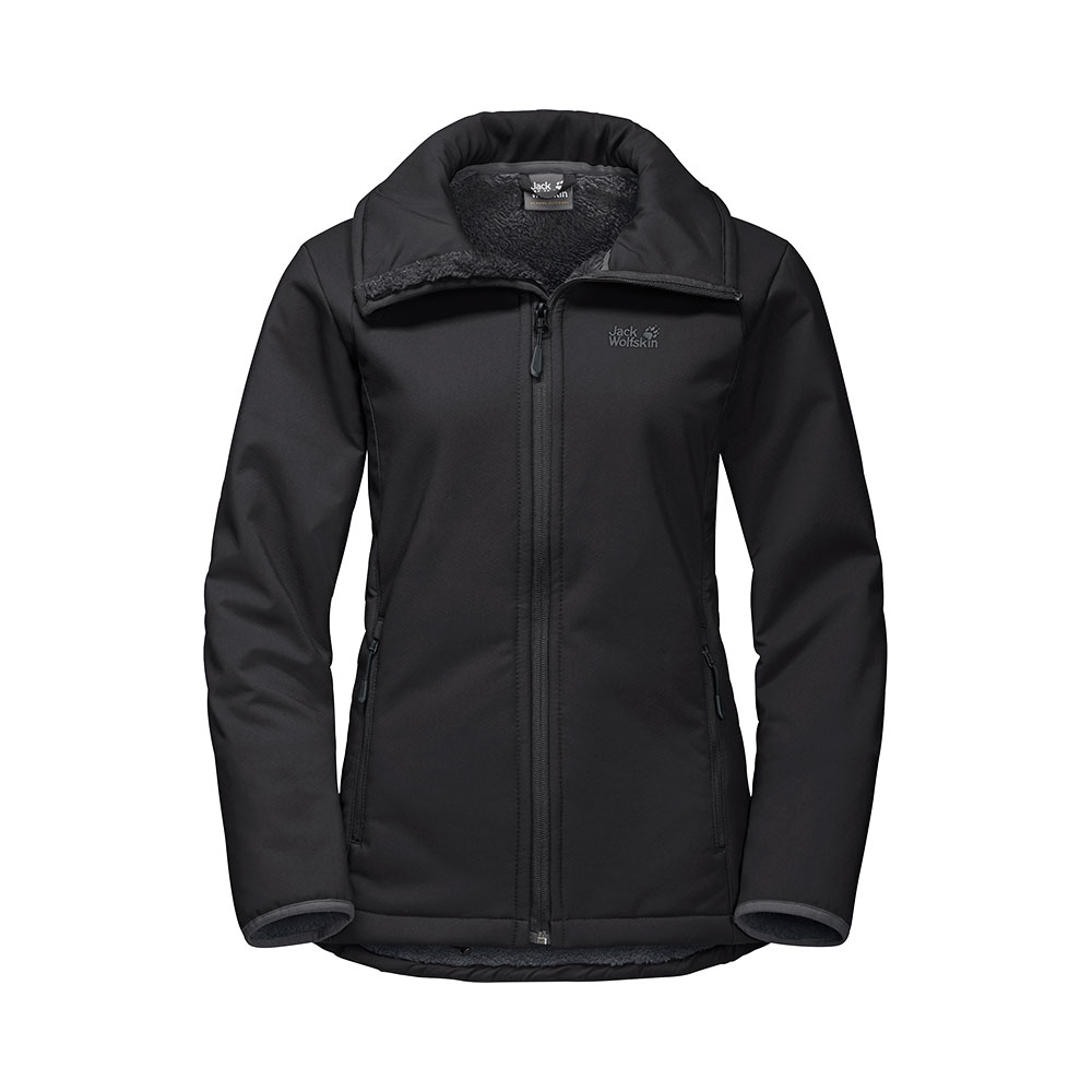 Jack Wolfskin W's Rock Valley Softshell Jacket