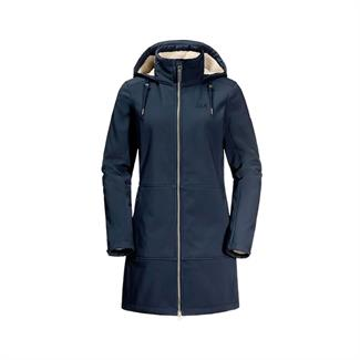 Jack Wolfskin Windy Valley Coat Dames