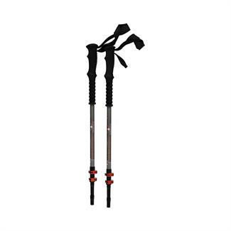 Kaikkialla Titanal Powerlock 3.0 wandelstok