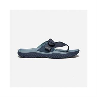 KEEN M's Solr Toe Post slippers