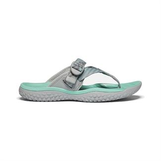 KEEN W's Solr Toe Post slippers