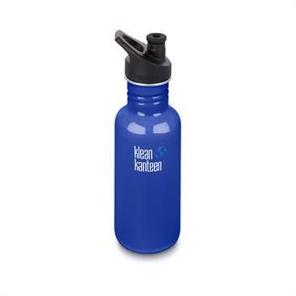 KIean Kanteen 18oz Classic Bottle with Sport Cap
