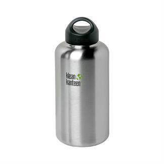 Klean Kanteen 40oz Wide Bottle with Loop Cap