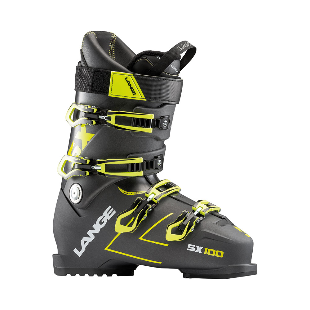 7c2ee445c3f Lange M's SX 100 skischoenen