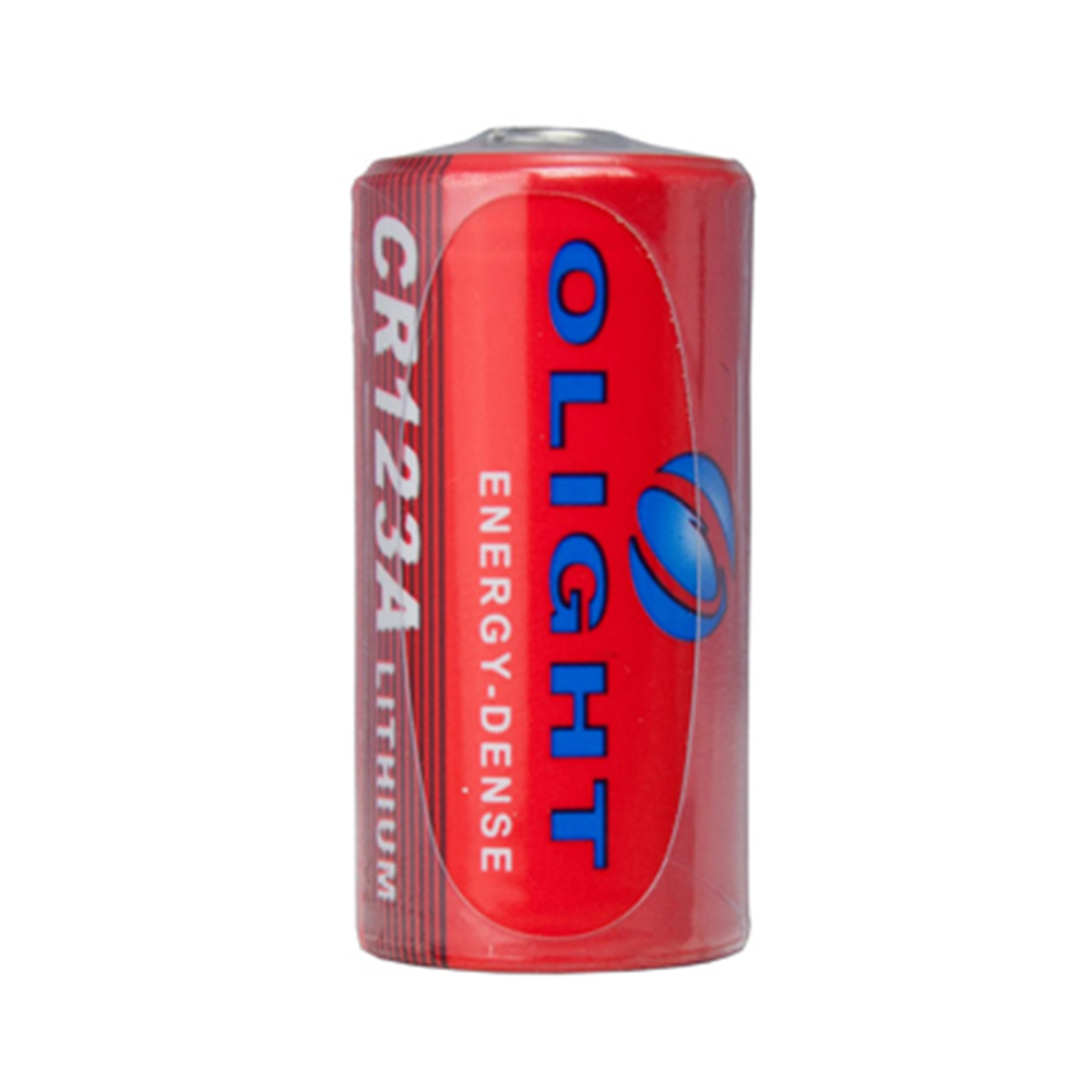 Lith.battery CR123A