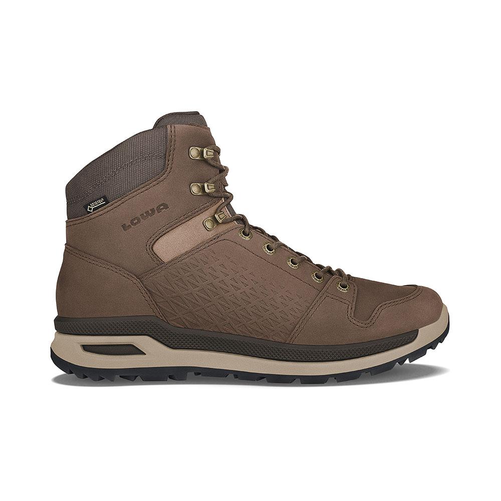 Iowa Innox Chaussure Mi Pour Les Hommes - Brown Rs7U2bvO