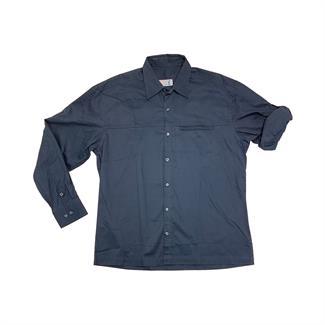 LV Werkoverhemd Blauw Katoen
