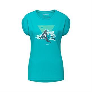Mammu Mountain T-shirt dames