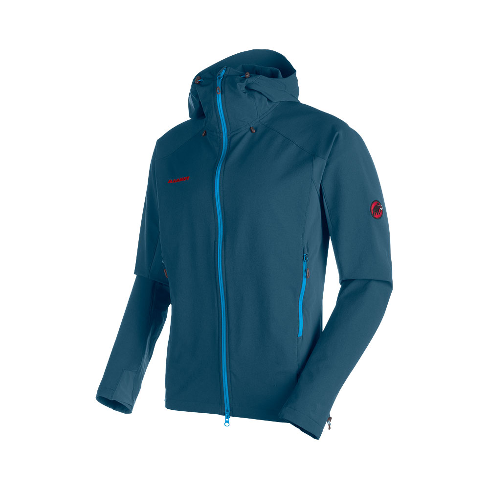 Mammut M's Base Jump SO Hooded Jacket